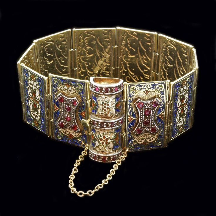 Antique Bracelet Quran Book Pendant Converting 14k Gold Enamel Rubies (#6169) by BestOldJewelry on Etsy https://www.etsy.com/listing/526185395/antique-bracelet-quran-book-pendant #antiquebooks