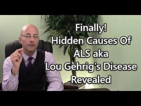 Barbie Sioux Cherokee Sparrow Hawk  Hidden causes of ALS Revealed