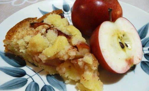 Kaikkien kehuma omenapiirakka - huippusuosittua reseptiä katsottu yli 2,6 miljoonaa kertaa | ruoka-artikkelit | Iltalehti.fi