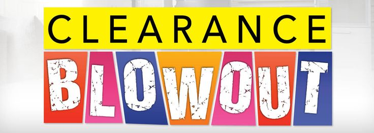 Blow-out Clearance on now at Lastman's Bad Boy!