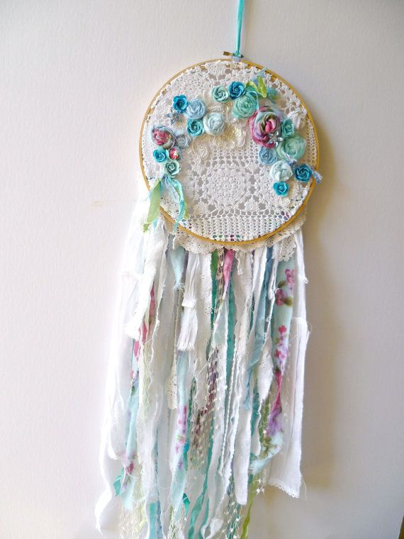 Reserved For Christina Boho Baby Dream Catcher French