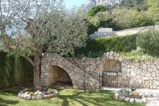 Saint Jeannet villa rental