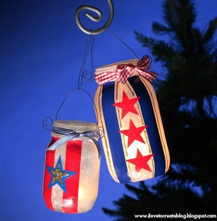 Show Your Love of the USA With 12 Patriotic Crafts