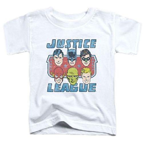 Justice League Heads