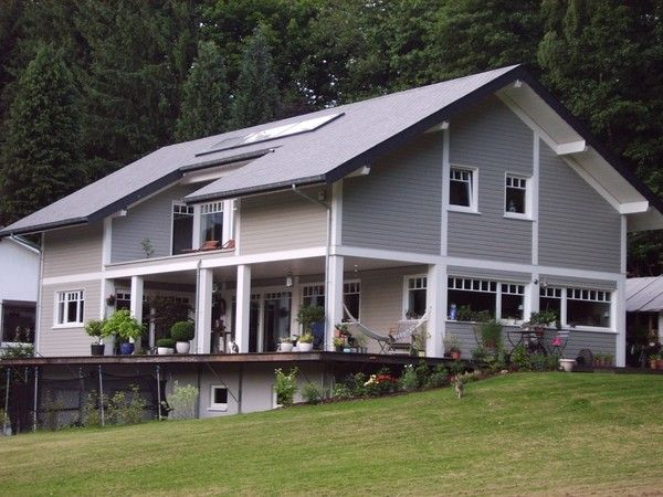 maison en bois style louisiane