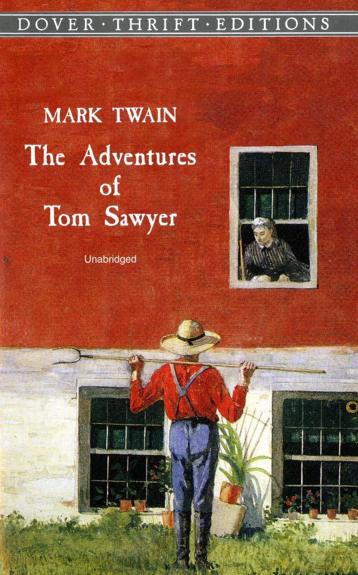 a report on mark twains the adventures of tom sawyer The adventures of tom sawyer, based on mark twain's recollections of his missouri boyhood, is adventures of tom sawyer—sprang from his own child- to report back to the class on what the noted author shares.