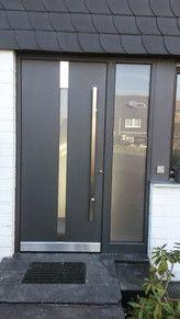 Graue Haustür die besten 17 bilder zu eingang haustür garage auf lego basteln und wände