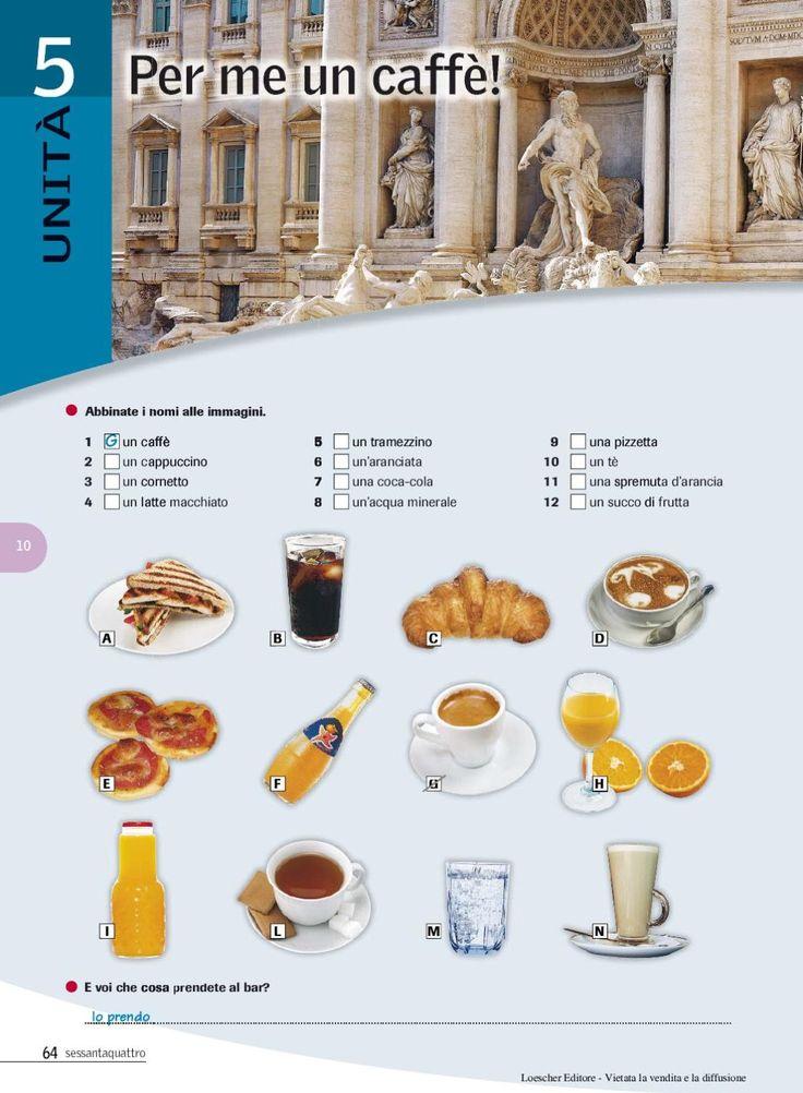 Vocabolario del caffè #ClippedOnIssuu from Sfoglia Libri 2011 Italiano per Stranieri