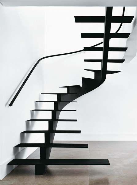 Escadas modernas | Ideias decoração mobiliário o melhor site