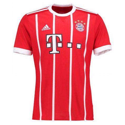 Maillot Bayern Munich Domicile 2017 2018  ef1476f3b