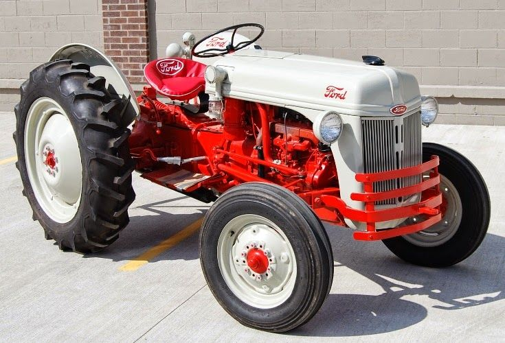 17 best 8n ford tractor images on pinterest 8n ford tractor old old farm equipment tractors engines ford tractor history fandeluxe Gallery