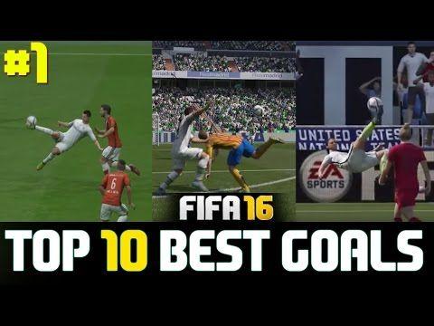 http://www.fifa-planet.com/fifa-16-gameplay/fifa-16-top-10-best-goals-ft-scorpion-rabona-bicycle-kick-goals-more-1/ - FIFA 16 | TOP 10 BEST GOALS | FT. SCORPION, RABONA, BICYCLE KICK GOALS & MORE!!! #1  FIFA 16 | TOP 10 BEST GOALS | FT. SCORPION, RABONA, BICYCLE KICK GOALS & MORE!!! #1 My other videos: Neymar Jr From FIFA 10 to FIFA 16 https://www.youtube.com/watch?v=-Z_U5D3i3ac FIFA 16 vs PES 16 Neymar Jr Face Comparison https://www.youtube.com/watch?v=h2R8Ljc3WkE Jame