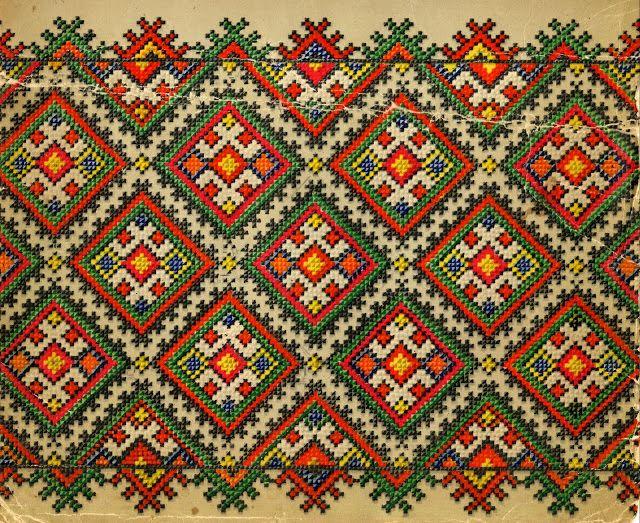 FolkCostume: embroidery of western Ukraine