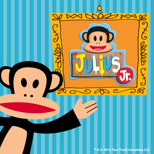 Hey friends! Julius here! Have you heard we are making a show called #JuliusJr. about me when I was a little guy??