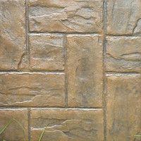 Muestrario concreto estampado y pisos ultradelgados for Cemento estampado fotos