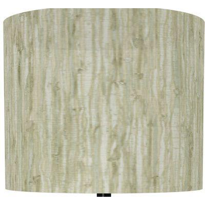 Illumalite Designs Bamboo Print Drum Lamp Shade U0026 Reviews   Wayfair
