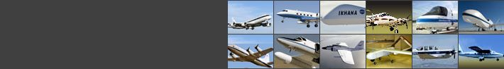 NASA Airborne Science Program: 6 week summer research program in Earth system science using NASA's DC 8-flying laboratory.