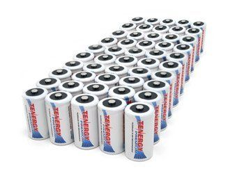 SAVING COMBO: 50 pcs of Tenergy Premium D Size 10,000mAh High Capacity High Rate NiMH Rechargeable Batteries by Tenergy. $325.00. NEW Product! Tenergy Premium NiMH Battery  * More Cycle Life than base brand  * No Memory Effects - NIMH cells does not require draining before a charge  * Robust Performance - more consistent performance under load  * Higher Current Capabilities - ideal for high drain applications  * Longer & More Consistent Runtime  * Compatible wit...