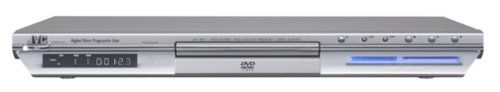 JVC XV-NP1SL DVD Player with Multimedia Card Slot , Silver