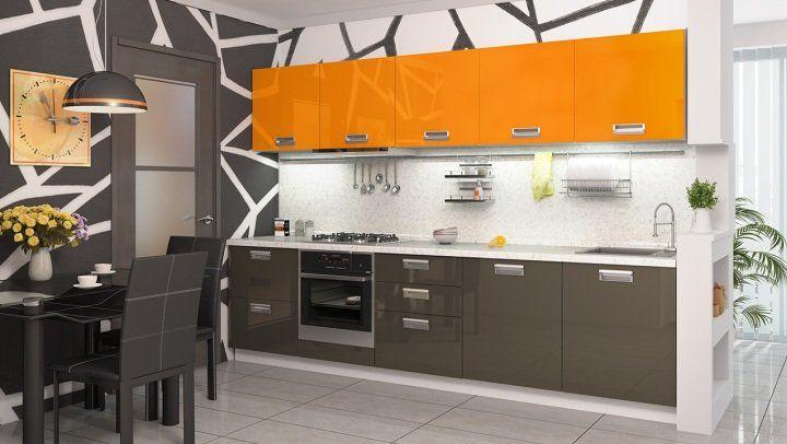 Кому подойдет оранжевая кухня? Как грамотно работать с оранжевыми цветами в интерьере кухни? Ответы на эти вопросы вы найдете в нашей новой статье.