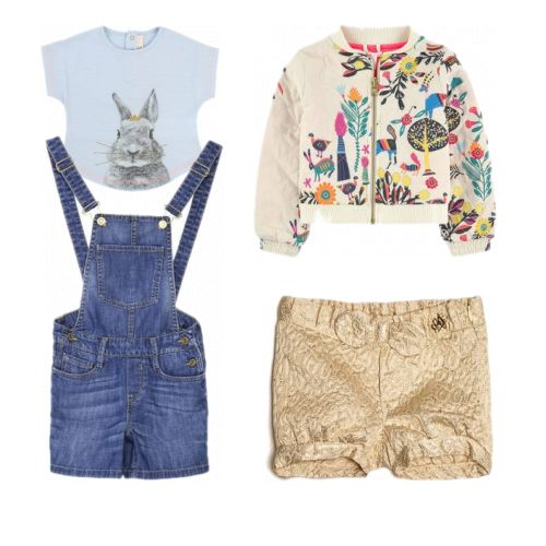 Like the cool kids: kindermode/ kidzfashion/ meisjeskleding /kinderkledij/ zomer 2017