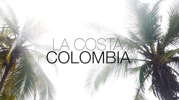 Kolumbien: La Costa (Video) | Kolumbienblog.com schöne Bilder von der Küste Kolumbiens #colombia #kolumbien #santamarta #cartagena #barranquilla #palomino #laguajira #travel #reisen