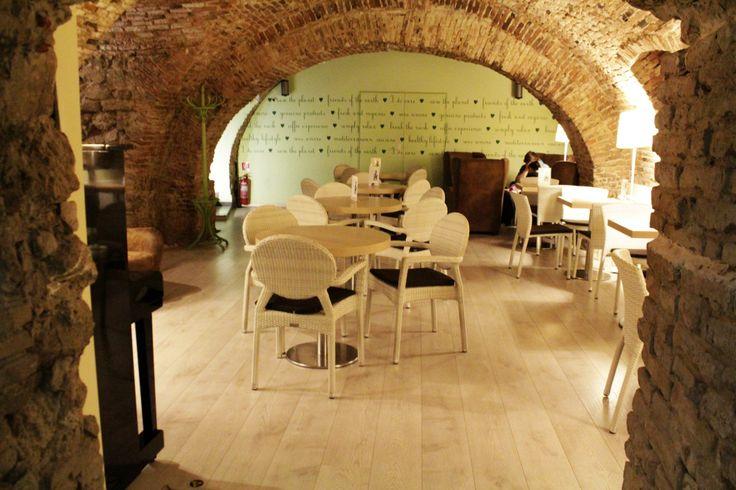GREETREE Caffe #Bratislava - a cute place in the city center :)