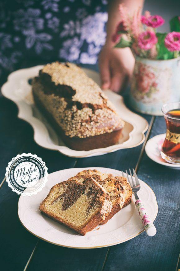 Tahinli Kek (Tahinli & Kakaolu) – Mutfak Sırları