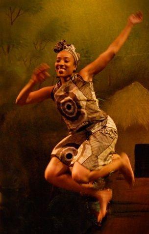 Class info. west african dance in portland, or