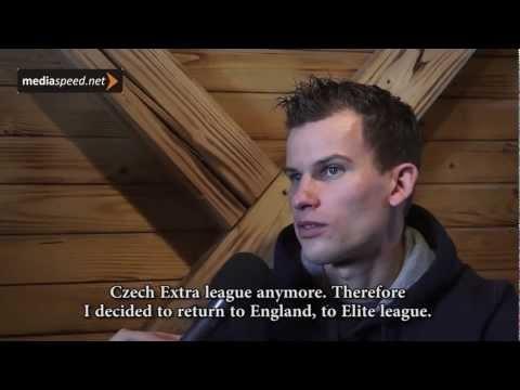 Matej Žagar, intervju pred sezono 2013