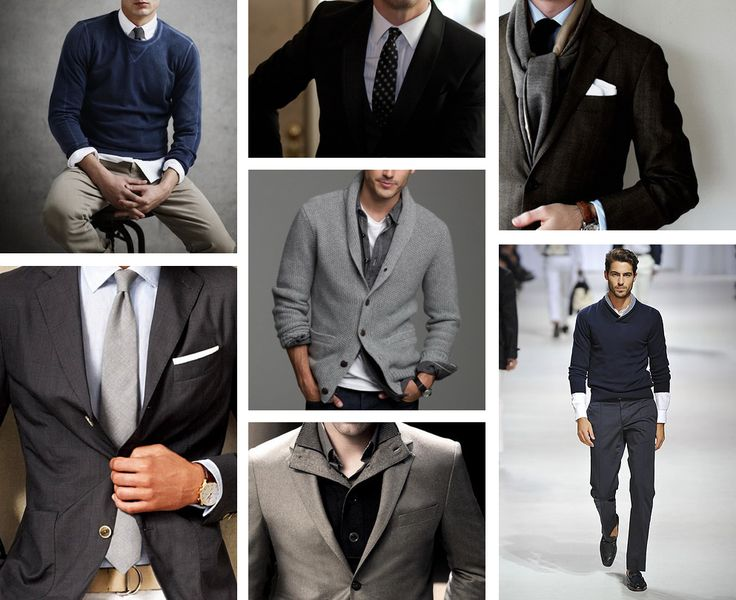 Why it's so important for women to have a well-dressed man