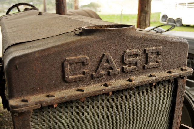 Case Tractor .........love my Case