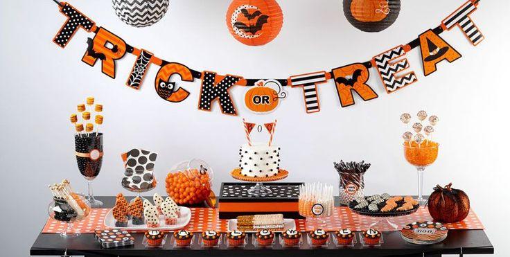 Fabulous At 40 Birthday Party Ideas on Pinterest | Halloween birthday ...