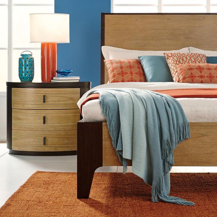Bedside Chest By Bassett Furniture