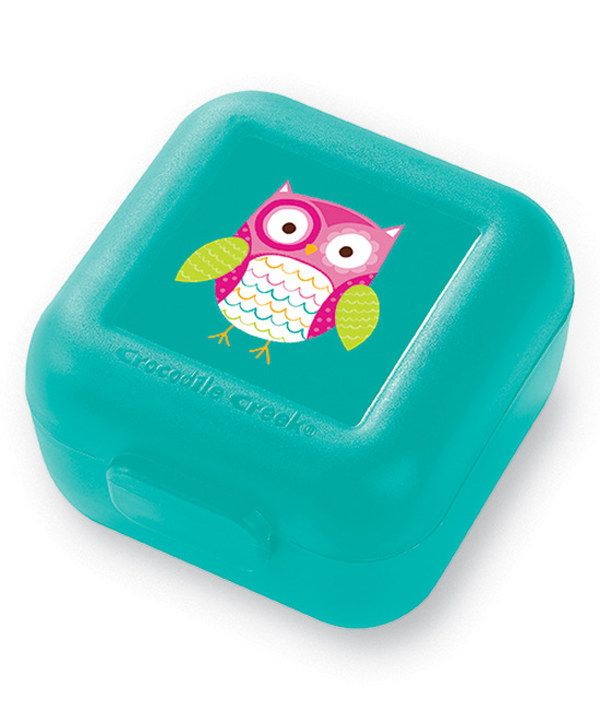 Look at this Owl Snack Keeper - Set of Two on #zulily today!