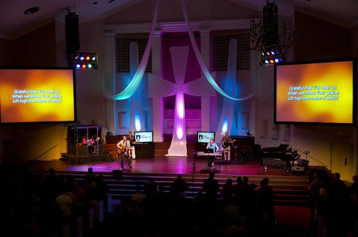 church stage leave a reply cancel reply church stage design pinterest church we and draping - Church Design Ideas
