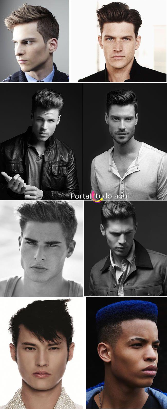 As principais tendências de cortes de cabelo masculino para 2014 são os cortes mais comportados e ecléticos