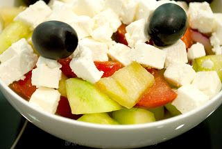 Görög saláta ~ Receptműves
