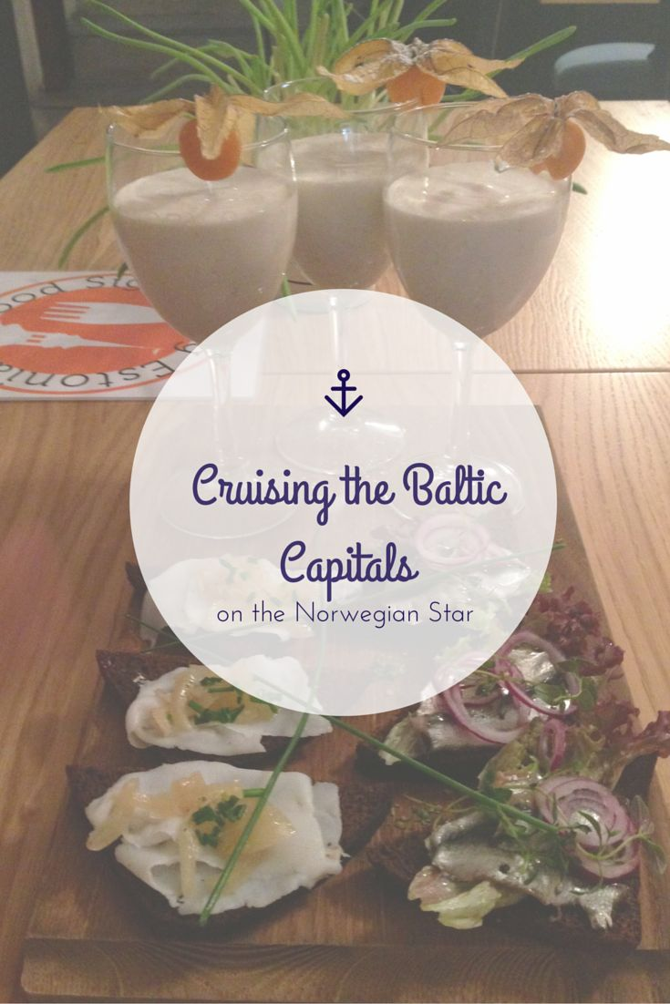 A food tour in Tallinn, Estonia was one of the best ports and excursions of the entire Baltic Captials cruise.