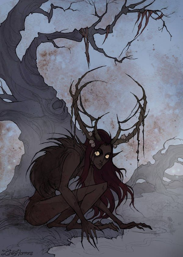 Deer Demon?