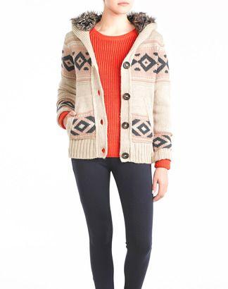 Me gusta la chaqueta porque es un bonita y caliente!