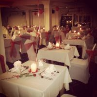 Valentines Evening at the Yacht Club Liverpool