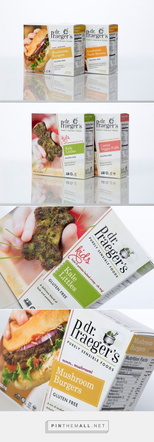 Dr. Praeger's - Packaging of the World - Creative Package Design Gallery - http://www.packagingoftheworld.com/2016/03/dr-praegers.html