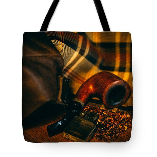 Winter In The Air Tote Bag by Cesare Bargiggia