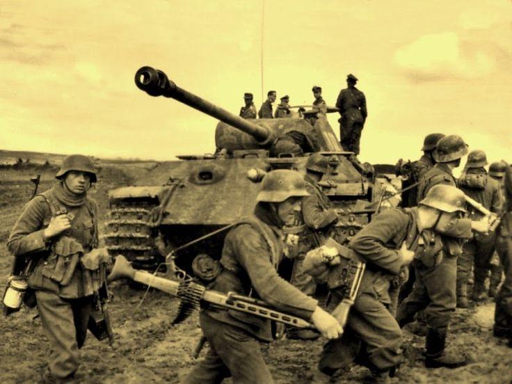 Χίτλερ - Ο Πόλεμος της Ερήμου