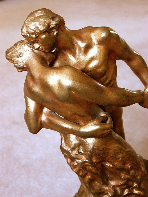 Camille Claudel was robbed.
