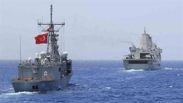 Turkish Forces seize 13 tons of drugs in first narcotics raid in international waters