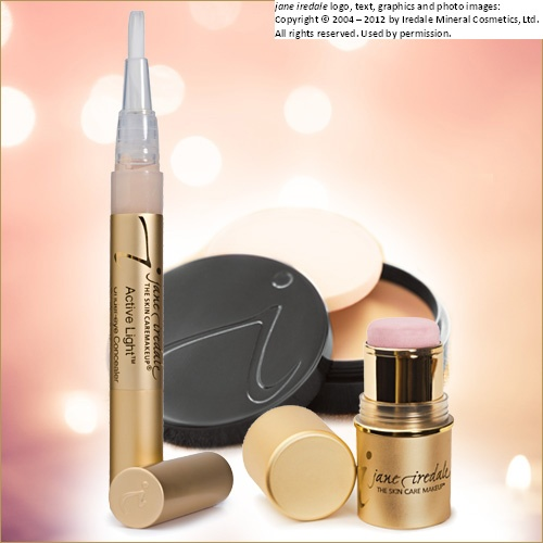 Jane Iredale cosmetics are actually GOOD for your skin and you can get them at Skincare Studio in Clinton MS