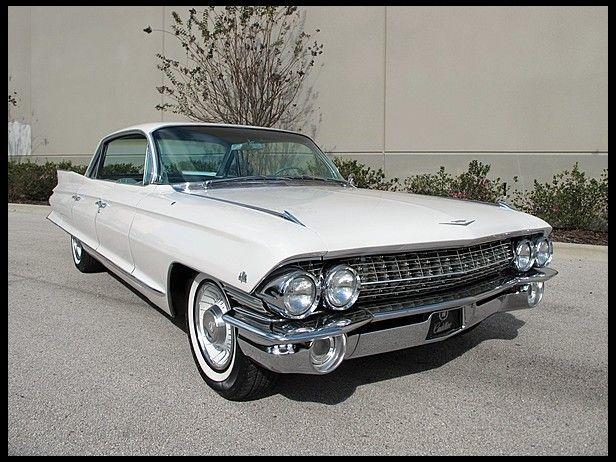 A Lot Of Cars >> 1961 Cadillac Sedan Deville 390 CI, Six Window presented as lot L132 at Kissimmee, FL 2013 ...