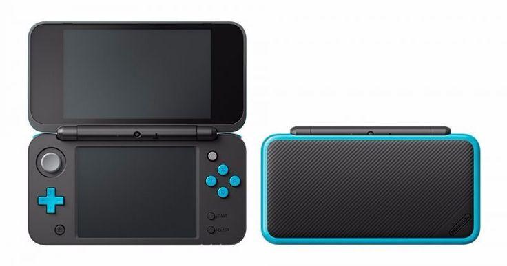 Nintendo unveils successor to Nintendo 2DS: the 2DS XL